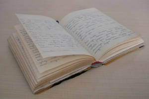 diary terbuka
