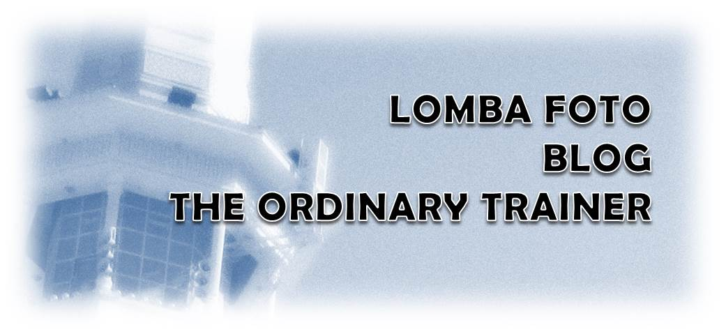 logo lomba foto blog the ordinary trainer