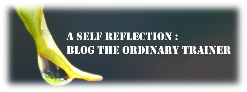 My Self Reflection :-)